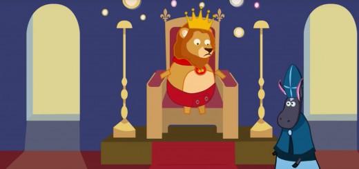 Le bon roi Dagobert Comptine pour enfant