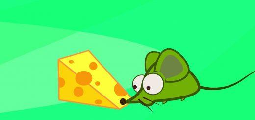 Une souris verte comptine enfant